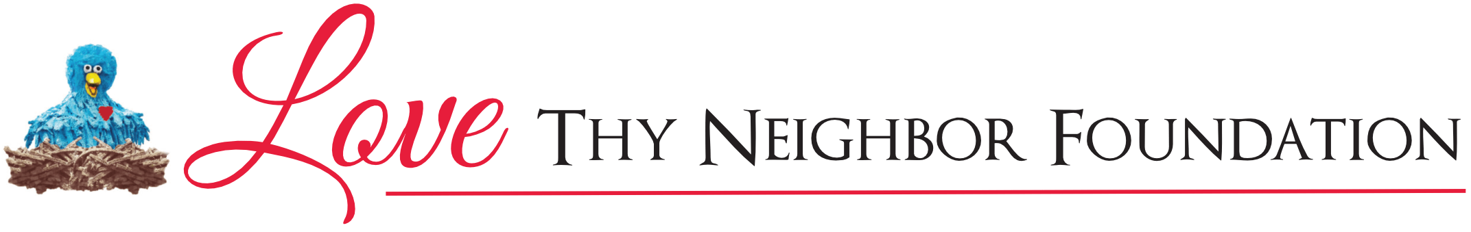 Love Thy Neighbor  Foundation